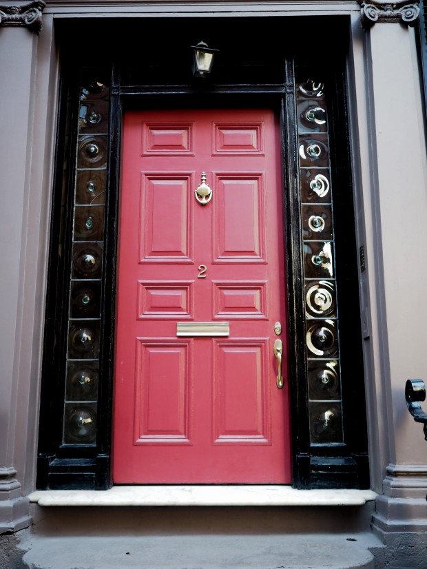 (one of the best things here are the doors)