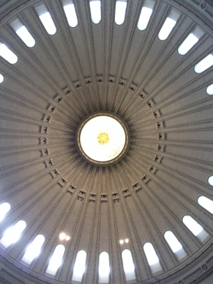 Dome of the Christian Science Church
